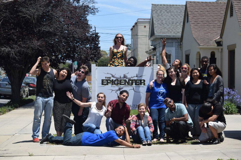 The Epicenter - Hero